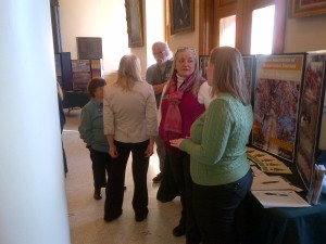 Conservation Districts brief legislators at the State House